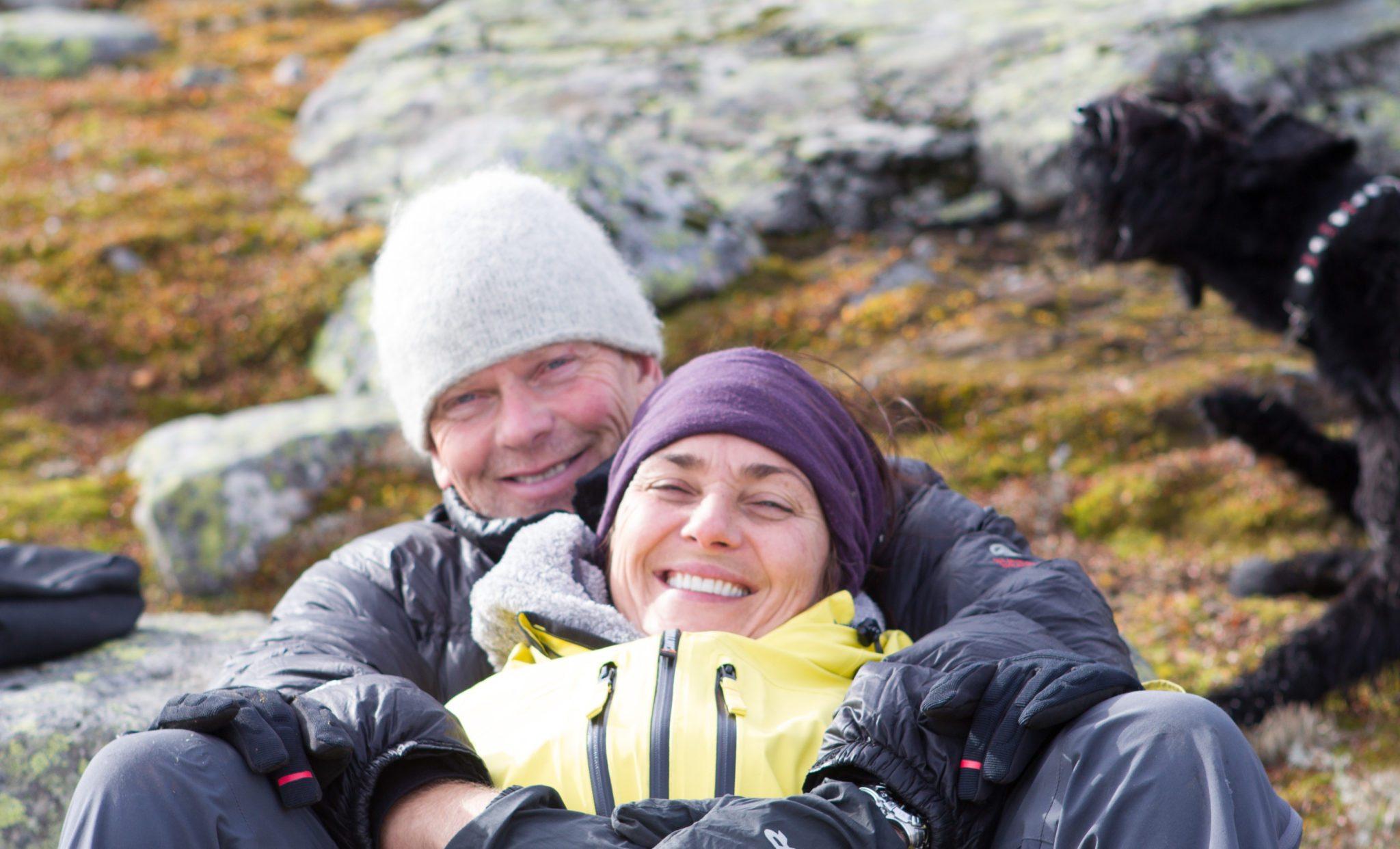 Tone Pernille Sivertsen og Roar Laugerud ønsker dere velkommen til Wannado